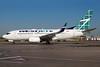 WestJet Airlines Boeing 737-7CT WL C-GMWJ (msn 35985) (Tartan Tail) YYZ (TMK Photography). Image: 929193.