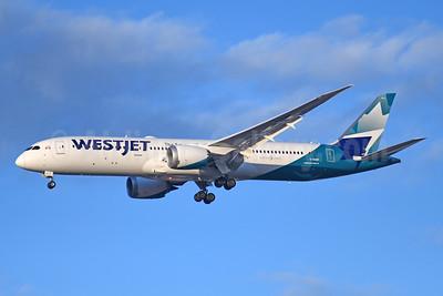 WestJet Airlines Boeing 787-9 Dreamliner C-GUDO (msn 64976) YYZ (TMK Photography). Image: 946160.