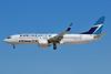 WestJet Airlines Boeing 737-8CT SSWL C-GAWS (msn 38880) (#100 Boeing 737 NG) LAS (Ken Petersen). Image: 924980.