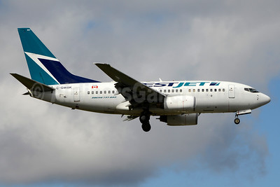 WestJet Airlines Boeing 737-6CT C-GWSK (msn 34287) YYZ (Jay Selman). Image: 403392.