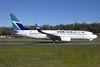 WestJet Airlines Boeing 737-8CT WL C-FUMF (msn 60128) BFI (Joe G. Walker). Image: 926134.