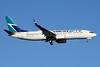 WestJet Airlines Boeing 737-8CT SSWL C-GWBU (msn 39075) YYZ (Jay Selman). Image: 403429.