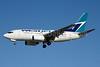 WestJet Airlines Boeing 737-6CT C-GWSB (msn 34285) YYZ (Jay Selman). Image: 403426.