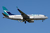 WestJet Airlines Boeing 737-7CT WL C-GWSO (msn 37090) YYZ (Jay Selman). Image: 403428.