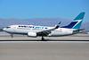 WestJet Airlines Boeing 737-7CT WL C-GWSP (msn 36693) LAS (Ton Jochems). Image: 920982.
