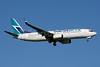 WestJet Airlines Boeing 737-8CT SSWL C-GKWA (msn 39089) YYZ (Jay Selman). Image: 403425.