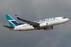 WestJet Airlines Boeing 737-7CT WL C-GWSY (msn 37421) FLL (Jay Selman). Image: 403499.