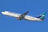 WestJet Airlines Boeing 737-8CT SSWL C-GWWJ (msn 35080) LAX (Michael B. Ing). Image: 936419.