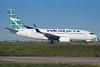 Second Westjet Boeing 737-700 in the Tartan tail livery