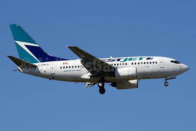 WestJet Airlines Boeing 737-6CT C-GWCQ (msn 35111) YYZ (Jay Selman). Image: 403391.