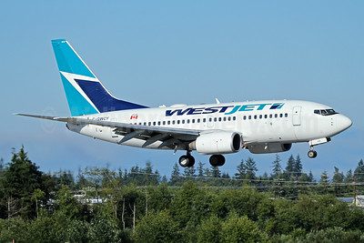 WestJet Airlines Boeing 737-6CT C-GWCY (msn 35113) PAE (Nick Dean). Image: 933900.