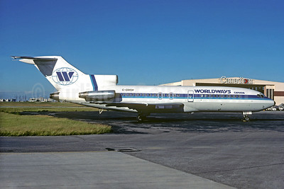 Worldways Canada Boeing 727-82 C-GWGV (msn 19406) YYZ (Christian Volpati Collection). Image: 932011.