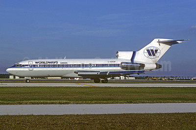 Worldways Canada Boeing 727-82 C-GWGP (msn 19404) FLL (Christian Volpati Collection). Image: 932010.