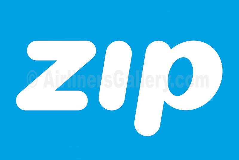 1. Zip Air logo