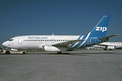 Airline Color Scheme - Introduced 2003 (blue)