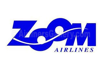 1. Zoom Airlines (Canada) logo