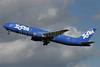 Zoom Airlines (Canada) Boeing 767-328 ER C-GZMM (msn 27136) LGW (Antony J. Best). Image: 900303.