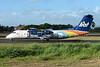 LIAT Bombardier DHC-8-314 Dash 8 V2-LFU (msn 250) (Antigua Sailing Week) POS (Nigel Steele). Image: 907426.