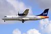 LIAT-The Caribbean Airline ATR 72-600 (ATR 72-212A) V2-LIC (msn 1091) POS (Nigel Steele). Image: 913497.