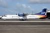 LIAT-The Caribbean Airline ATR 72-600 (ATR 72-212A) V2-LIA (msn 1077) SJU (Raul Sepulveda). Image: 913537.