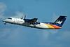 LIAT-The Caribbean Airline Bombardier DHC-8-311 Dash 8 V2-LFV (msn 283) SLU (Nik French). Image: 912535.