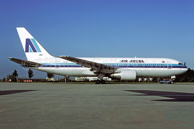 Leased from Air New Zealand on June 1, 1992