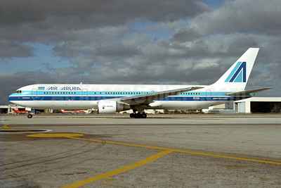 Airline Color Scheme - Introduced 1988
