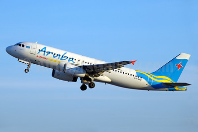 Aruba Airlines Airbus A320-232 P4-AAD (msn 805) MIA (Jay Selman). Image: 403611.