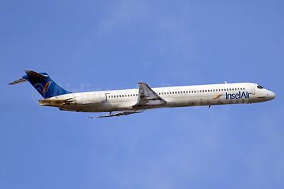 InselAir (Aruba) McDonnell Douglas DC-9-83 (MD-83) P4-MDI (msn 49847) MIA (Jay Selman). Image: 403402.