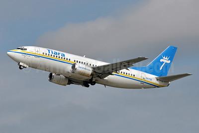 Tiara Air (Aruba) Boeing 737-322 P4-TIE (msn 24249) FLL (Tony Storck). Image: 922001.