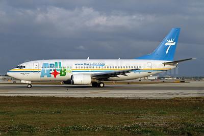 Tiara Air Aruba Boeing 737-322 P4-TIE (msn 24249) FLL (Arnd Wolf). Image: 909993.