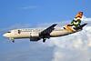 Cayman Airways Boeing 737-36E VP-CKZ (msn 27626) MIA (Bruce Drum). Image: 104433.