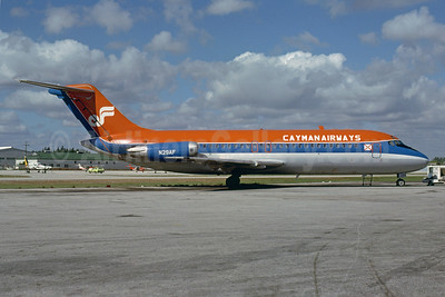Leased from Air Florida December 1, 1977 - April 29, 1978