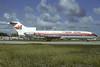 Cayman Airways-Air Florida Boeing 727-227 N272AF (msn 22004) MIA (Bruce Drum). Image: 104552.