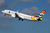 Cayman Airways Boeing 737-86Q WL VP-CNG (msn 30289) MIA (Jay Selman). Image: 403418.