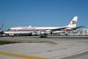 Cayman Airways Douglas DC-8-52 N8064U (msn 45759) MIA (Bruce Drum). Image: 102652.
