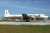 Cayman Cargo (Cayman Airways) Douglas DC-6A N61267 (msn 45374) MIA (Bruce Drum). Image: 102972.