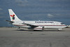 Cayman Airways Boeing 737-236 VP-CKX (msn 23162) MIA (Bruce Drum). Image: 100252.