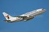 Cayman Airways Boeing 737-236 VP-CKX (msn 23162) MIA (Bruce Drum). Image: 100226.