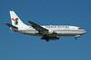 Cayman Airways Boeing 737-205 VP-CAL (msn 22022) MIA (Bruce Drum). Image: 101745.