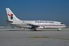Cayman Airways Boeing 737-205 VP-CAL (msn 22022) MIA (Bruce Drum). Image: 100523.