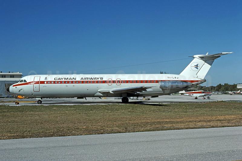 Airline Color Scheme - Introduced 1977 (LACSA)