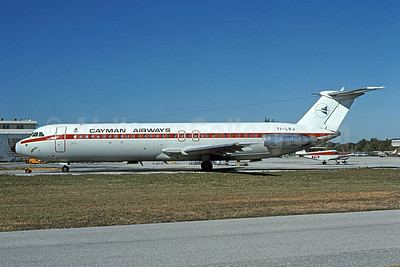 "Airline Color Scheme - Introduced 1977 (LACSA) - ""Barracuda"""