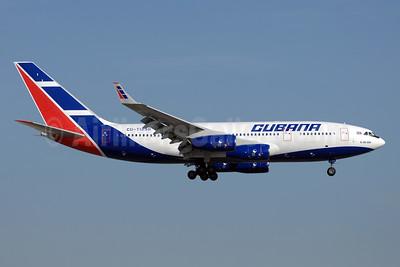 Cubana de Aviacion Ilyushin Il-96-300 CU-T1250 (msn 74393202015) YYZ (TMK Photography). Image: 932334.