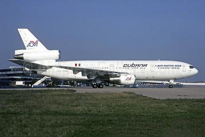 """Diamant"", leased to Cubana on November 10, 1991"