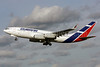 Cubana de Aviacion Ilyushin Il-96-300 CU-T1250 (msn 74393202015) LGW (Antony J. Best). Image: 902053.
