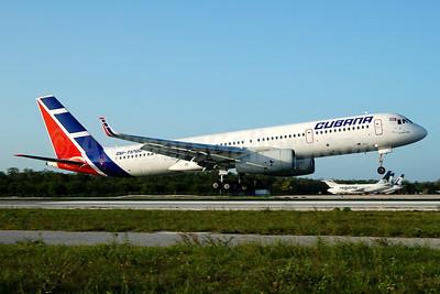 Cubana de Avacion Tupolev Tu-204-100E CU-T1702 (msn 1450743764042) CUN (Rurik Enriquez). Image: 904714.