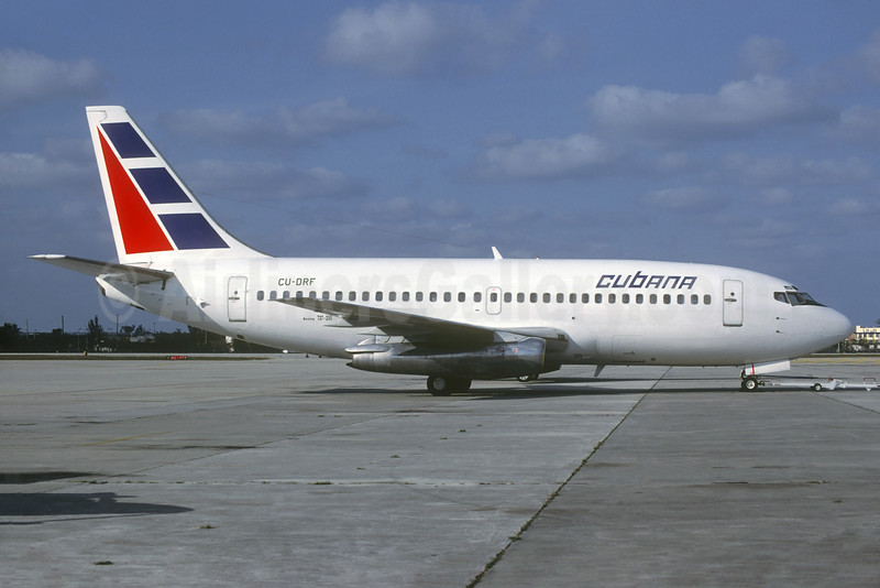 Image result for cubana airlines boeing 737