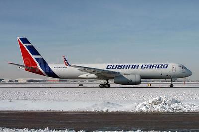 Cubana de Avacion (Cubana Cargo) Tupolev Tu-204-100CE CU-T1700 (msn 1450743164036) YYZ (TMK Photography). Image: 902055.