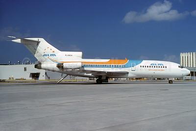 """Delivered on October 30, 1977, named """"St. Maarten"""", ex N692WA"""